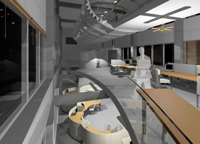 BIM modelling Architect Manchester