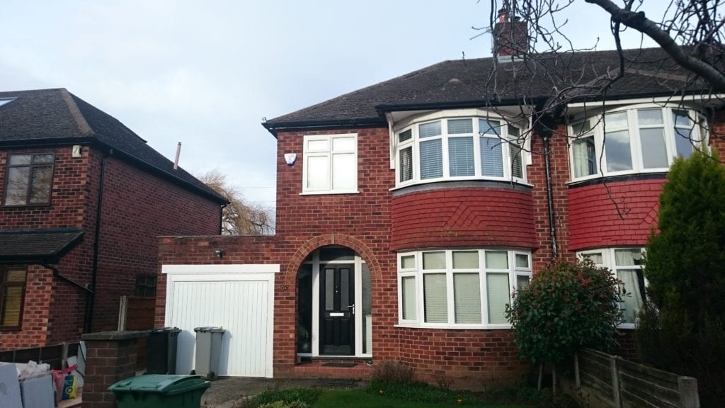 Extension architect Manchester