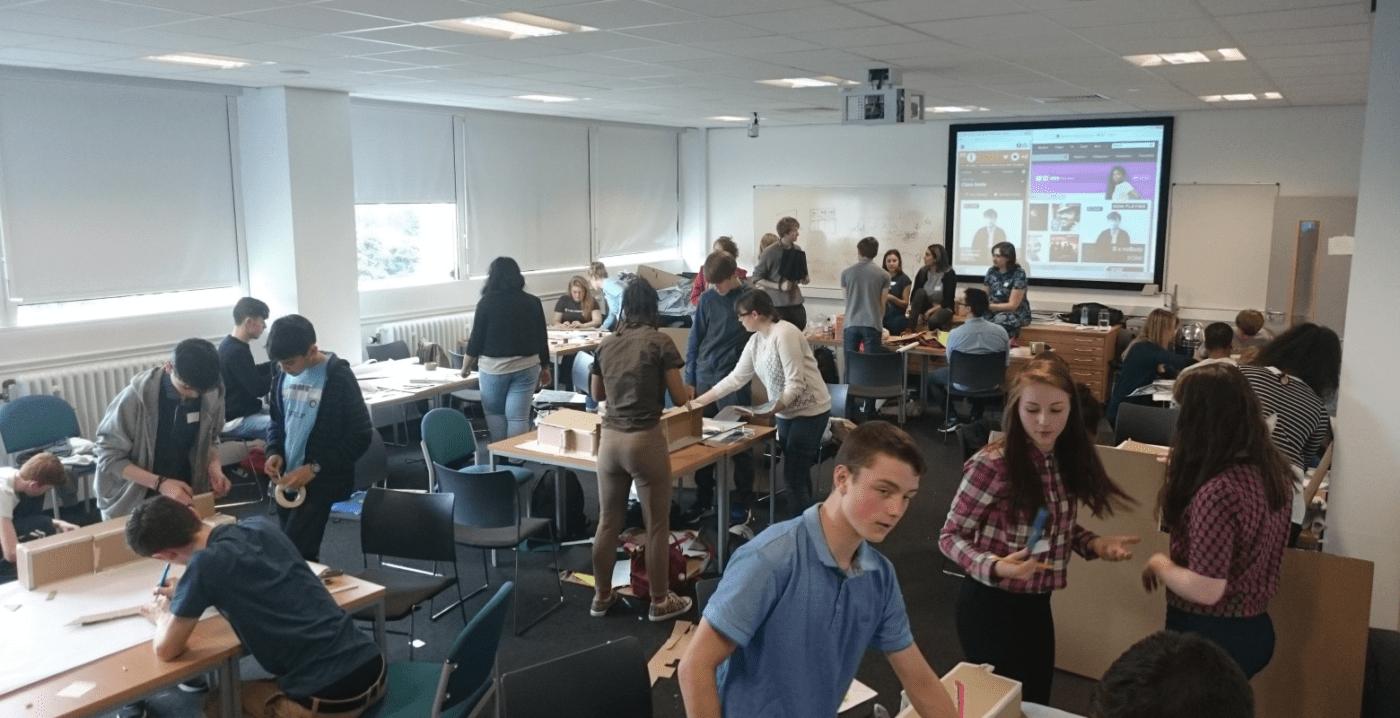 school work exp Manchester Architecture