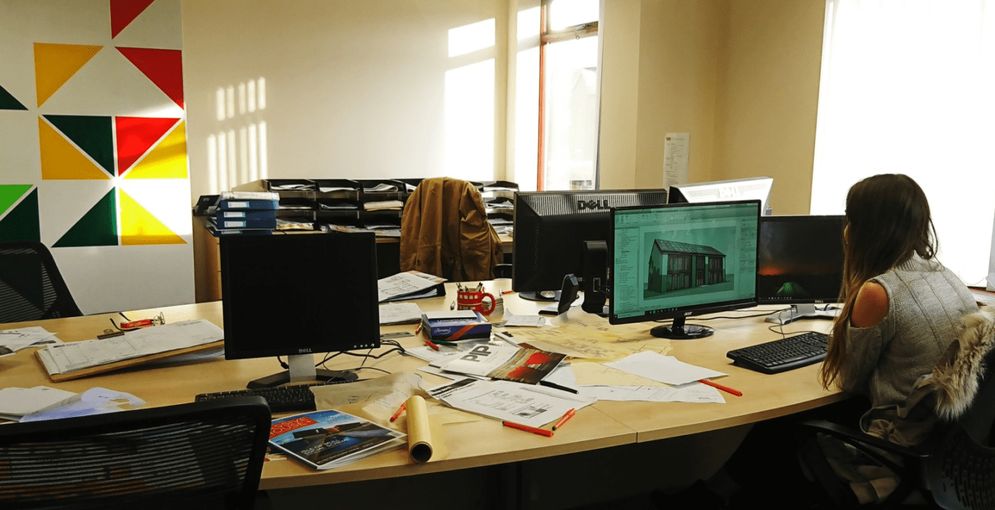 Work experience Manchester Architects