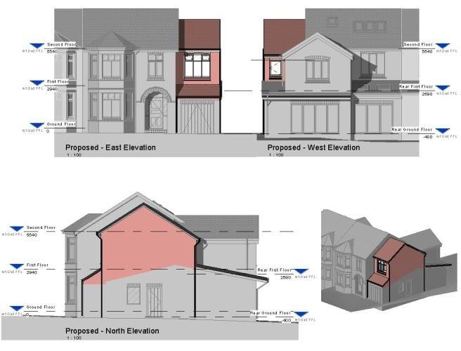 Redevelopment architect Manchester